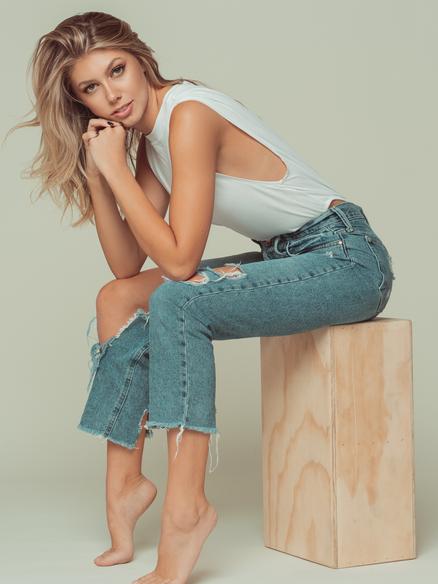 All-american model Brookelynn