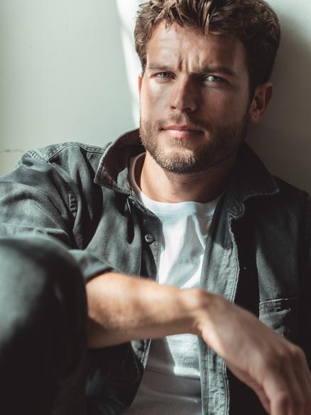 Male Model Jacob Fowler