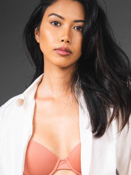 fashion model Ericka