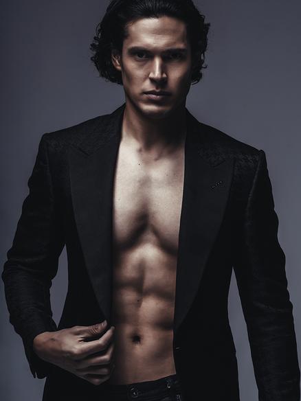 Mexican Model Franco Fox