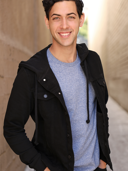 LA Actor Chad Comiter