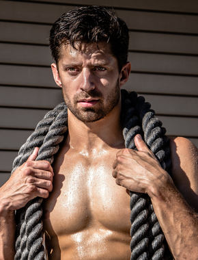 fit men Naturally Fit Agency - Fitness model management