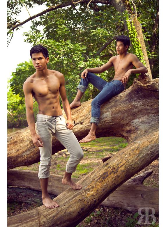 Model Photography: Chris Hill « Bret Grafton Creative