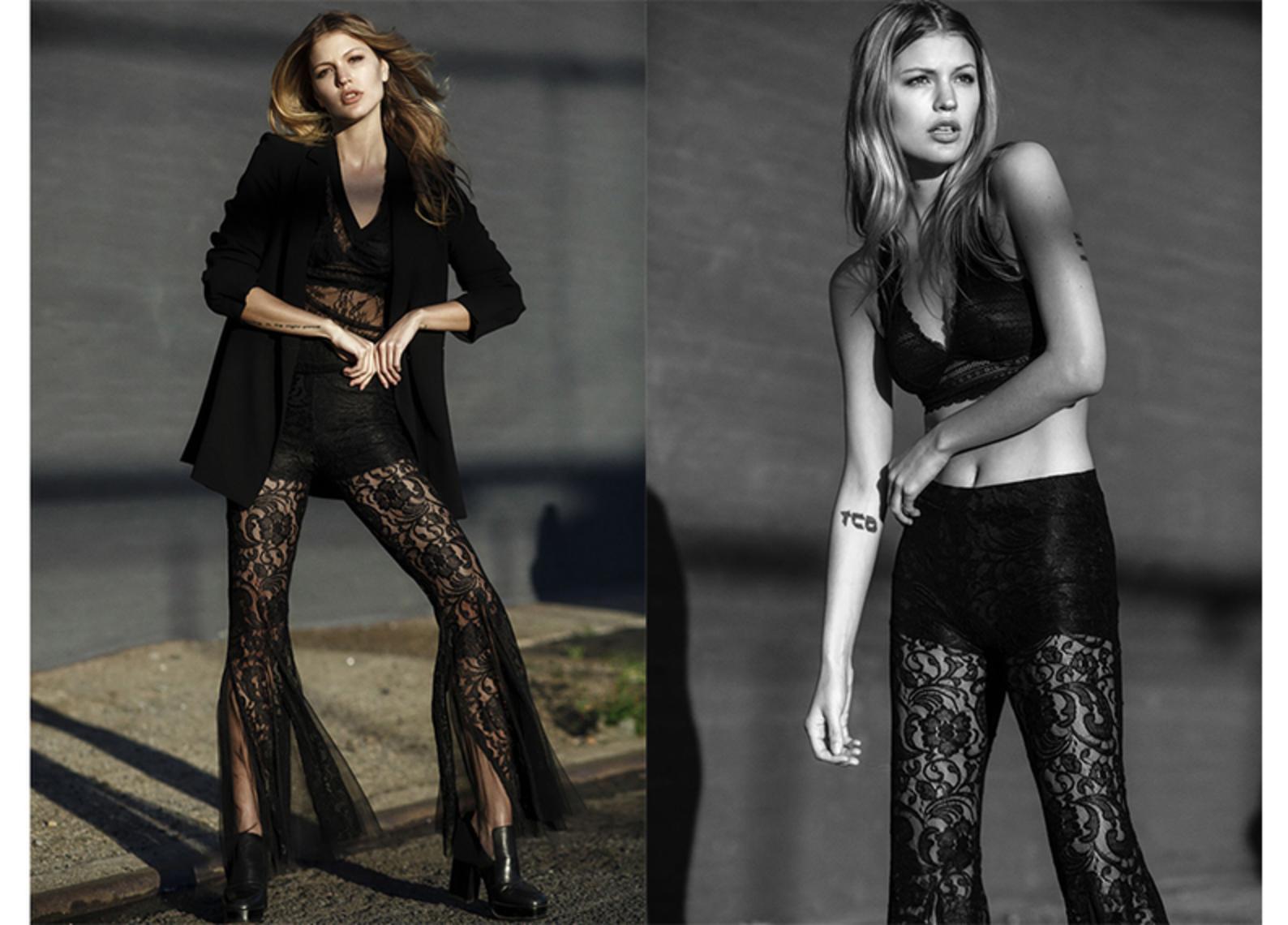 DT Model Management - Mariana Bayon | Feminine style