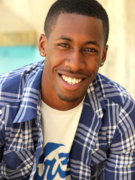 African American Damien Bell