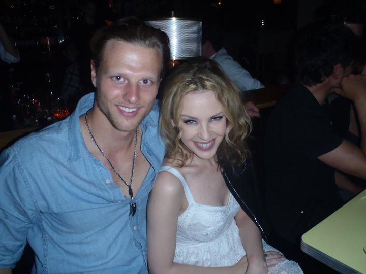 Luis Kelling & Kylie Minogue