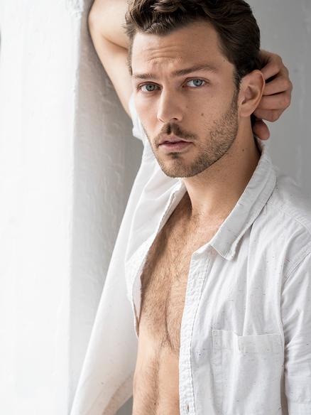 Male Model LA Mitchell Parker