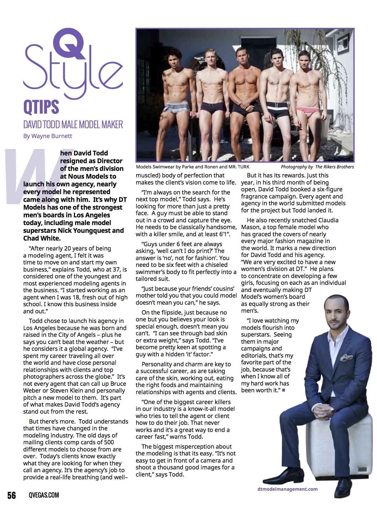 Q Vegas Magazine