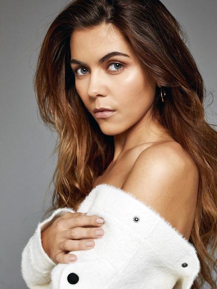 Ukraine Model Elizabeth Marochok
