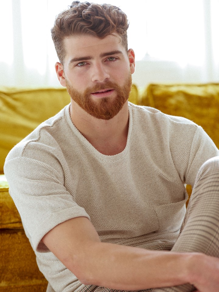 Male Model Cashel Barnett