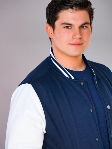 Male Actor Alex Joseph
