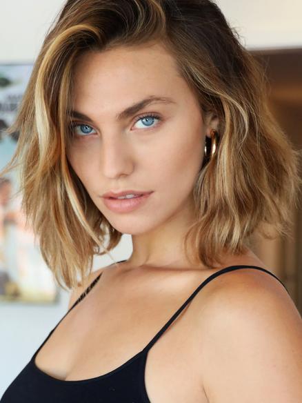 Fashion Editorial Model Carli Glubok