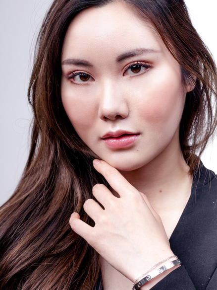 Chinese Model Shanshan Lu