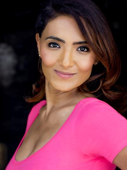 Female Actress Shalmaa Masoud
