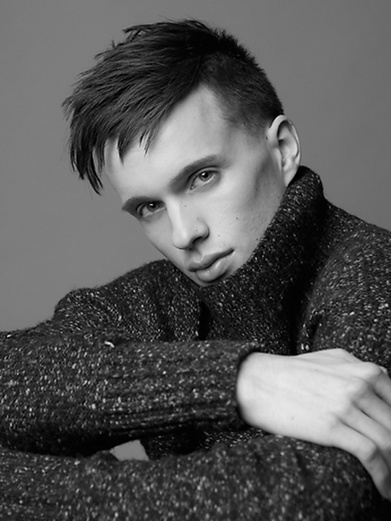 Male Model Tristan Bockman