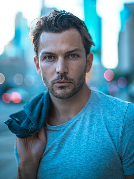 LA Based Actor Mitchell Parker