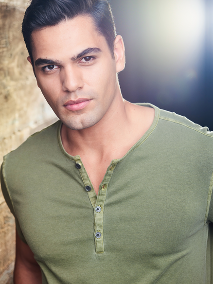 Male Model Josh Butler